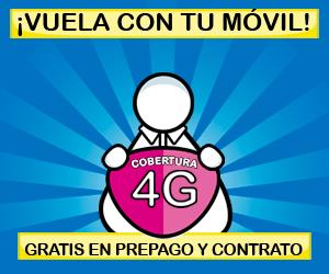 Cobertura 4G gratis en Suop
