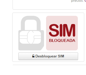 Desbloquear SIM de Suop