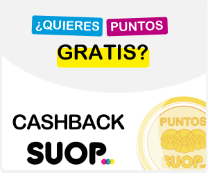 Cashback Suop