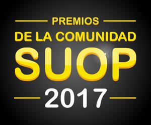 Premios de la comunidad Suop