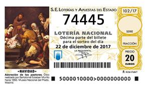 Loteria Navidad con Suop